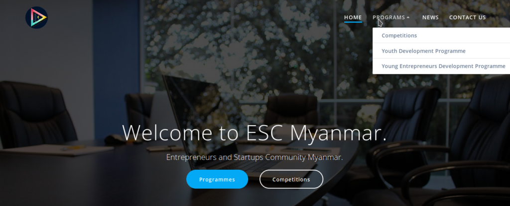 Hein Htet Kyaw - ECSMyanmar