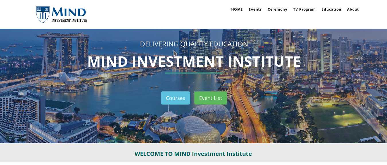 Hein Htet Kyaw - Mind Investment Institute
