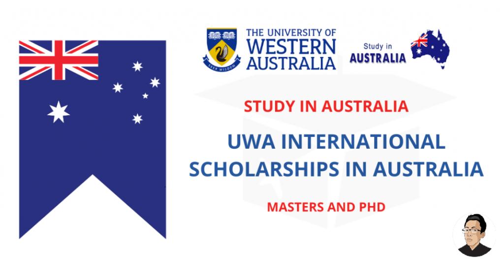 Hein Htet Kyaw - Scholarship UWA