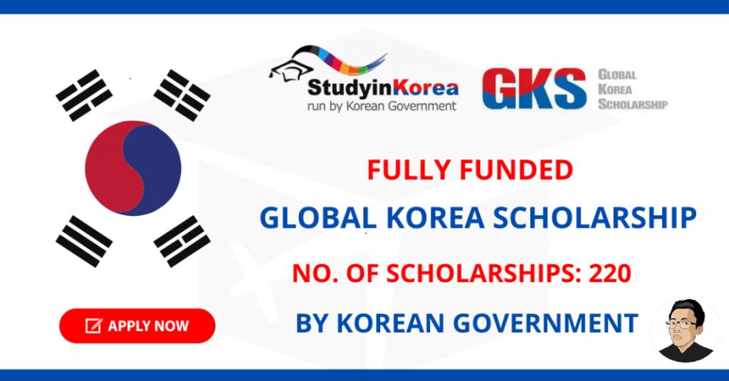 Hein Htet Kyaw - Scholarship GKS